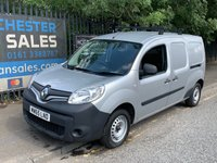 USED 2015 65 RENAULT KANGOO MAXI 1.5 CORE DCI CREW VAN 5 SEATS 6d 90 BHP AIR CON EXCELLENT CONDITION - RAC WARRANTY -NATIONWIDE DELIVERY