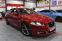 2015 JAGUAR XF 2.2 D R-SPORT SAT NAV REAR CAMERA GLOSS PACK 4d AUTO 200 BHP £15795.00