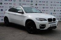 2014 BMW X6 3.0 XDRIVE30D 4d 241 BHP £19200.00