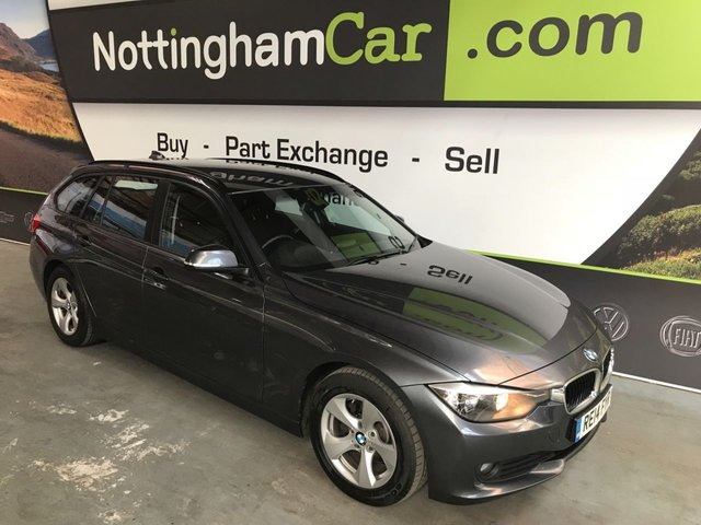 USED 2014 14 BMW 3 SERIES 2.0 320D EFFICIENTDYNAMICS TOURING 5d 161 BHP