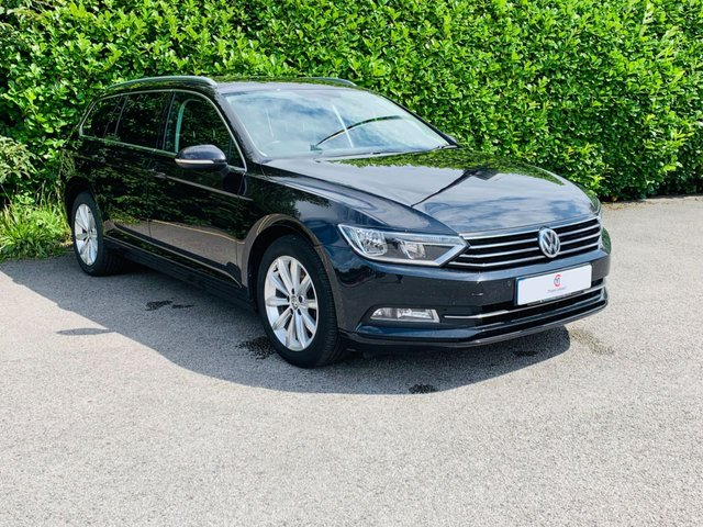 USED 2015 15 VOLKSWAGEN PASSAT 2.0 SE BUSINESS TDI BLUEMOTION TECHNOLOGY 5d 148 BHP One Owner From New, Full Service History, Sat Nav, Bluetooth, Air Conditioning, Front + Rear Parking Sensors, £20 Tax Per Year, Excellent Fuel Economy, Finished In Black Metallic Paintwork, Auto Lights, Spare Key, Drive Away In Under 1 Hour