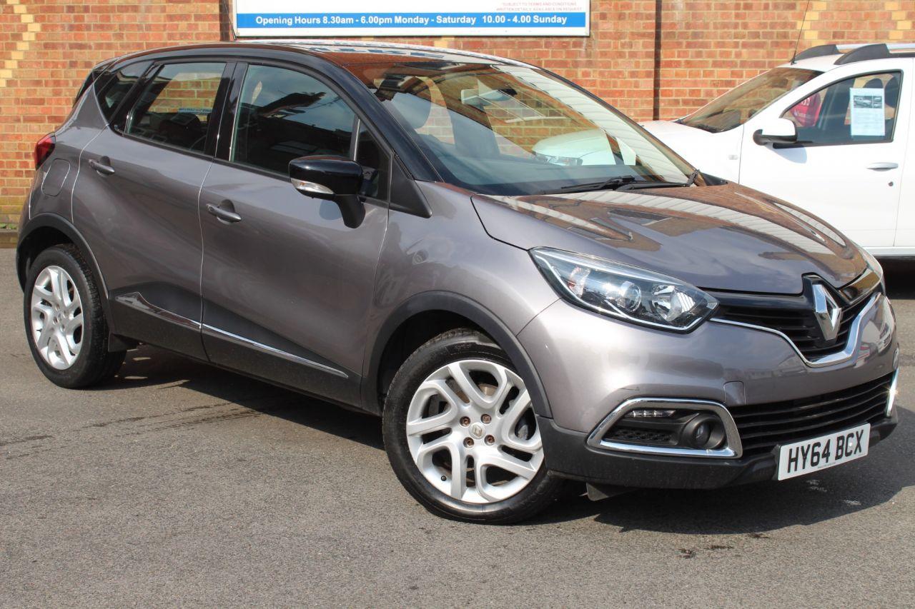2014 Renault Captur Dynamique Medianav DCI £7,995