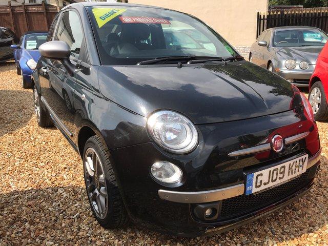 2009 Fiat 500 By Diesel Multijet 75 4 699