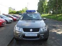 2008 SUZUKI GRAND VITARA 1.6 VVT PLUS 3d 105 BHP £2695.00