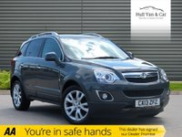 USED 2013 13 VAUXHALL ANTARA 2.2 SE CDTI 5d 161 BHP JUST ARRIVED,DETAILS TO FOLLOW