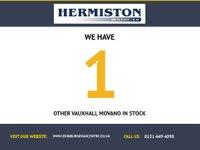 USED 2015 65 VAUXHALL MOVANO 2.3 F3500 L3H1 P/C CDTI 123 BHP LOW LOADER LUTON