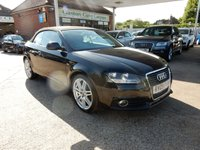 USED 2009 09 AUDI A3 2.0 TDI S LINE 2d 138 BHP BOSE,SAT NAV,HEATED SEATS,PARKING AID,CRUISE,TWO KEYS