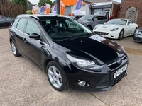 USED 2013 63 FORD FOCUS 1.6 ZETEC NAVIGATOR ECONETIC TDCI START/STOP 5d 104 BHP