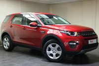 """USED 2015 65 LAND ROVER DISCOVERY SPORT 2.0 TD4 SE TECH 5d 150 BHP 18""""ALLOYS+NAV+HALF LEATHER TRIM+FULL MANUFACTURER SERVICE HISTORY+1 OWNER+PARKING SENSORS+CRUISE CONTROL+CLIMATE CONTROL"""