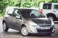 USED 2010 60 RENAULT CLIO 1.1 I-MUSIC 16V 3d 74 BHP VERY NICE TO DRIVE, COMES WITH PARROT BLUETOOTH
