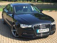 2015 AUDI A5 2.0 SPORTBACK TDI 5d 134 BHP £11995.00