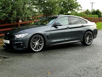 USED 2014 64 BMW 4 SERIES 3.0 430D M SPORT GRAN COUPE 4d AUTO 255 BHP