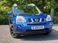 2008 NISSAN X-TRAIL 2.0 ARCTIX EXPEDITION DCI 5d AUTO 148 BHP £6495.00