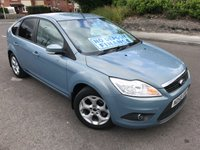 2008 FORD FOCUS 1.6 STYLE 5d 100 BHP £2995.00