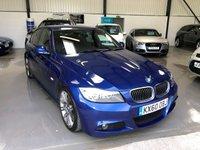 2010 BMW 3 SERIES 2.0 320D SPORT PLUS EDITION 4d 181 BHP £7295.00