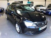 2013 SEAT IBIZA 1.4 TOCA 3d 85 BHP £4495.00
