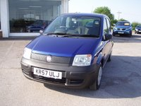 2008 FIAT PANDA 1.1 ACTIVE 5d 54 BHP £1695.00