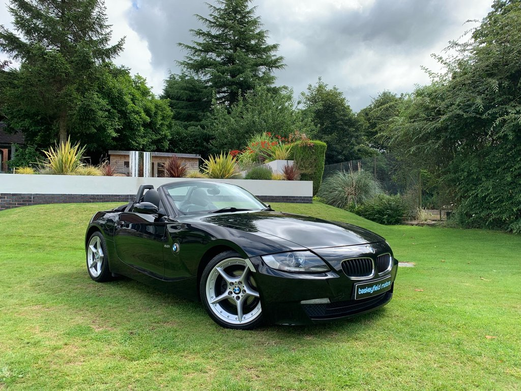 USED 2006 56 BMW Z4 2.0 Z4 SPORT ROADSTER 2d 148 BHP