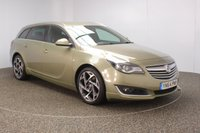 USED 2015 15 VAUXHALL INSIGNIA 2.0 SRI NAV VX-LINE CDTI ECOFLEX S/S 5DR 1 OWNER 138 BHP FULL SERVICE HISTORY + SATELLITE NAVIGATION + BLUETOOTH + CRUISE CONTROL + XENON HEADLIGHTS + MULTI FUNCTION WHEEL + DAB RADIO + AIR CONDITIONING + PRIVACY GLASS + RADIO/CD/AUX/USB + ELECTRIC WINDOWS + ELECTRIC MIRRORS + 19 INCH ALLOY WHEELS