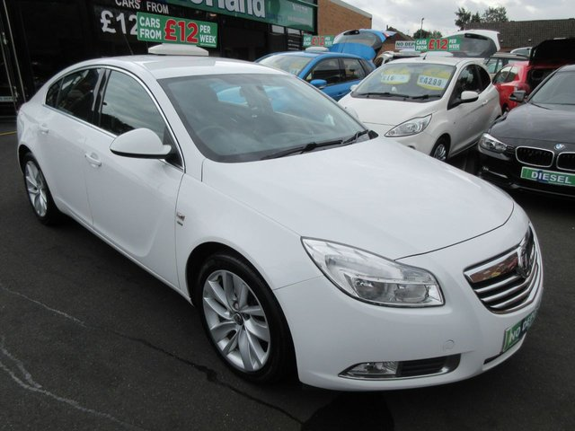 USED 2012 62 VAUXHALL INSIGNIA 2.0 SRI CDTI 5d 157 BHP CALL 01543 379066... 12 MONTHS MOT... 6 MONTHS WARRANTY.. JUST ARRIVED