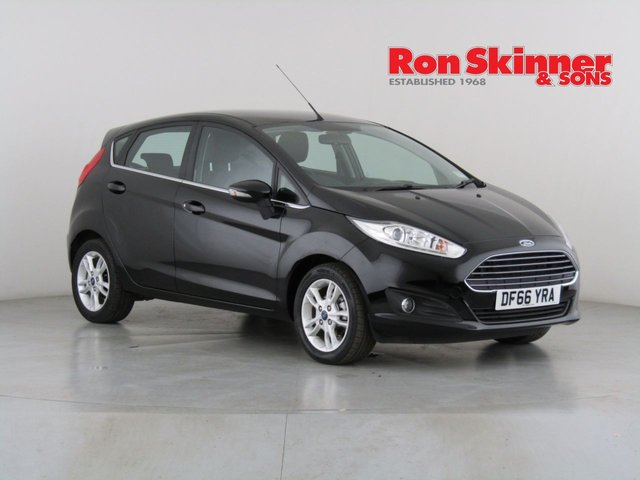 View our 2017 66 FORD FIESTA 1.5 ZETEC TDCI 5d 74 BHP