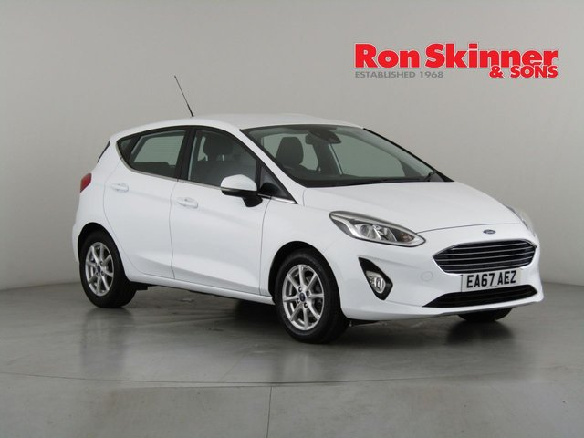 View our 2017 67 FORD FIESTA 1.5 ZETEC TDCI 5d 85 BHP