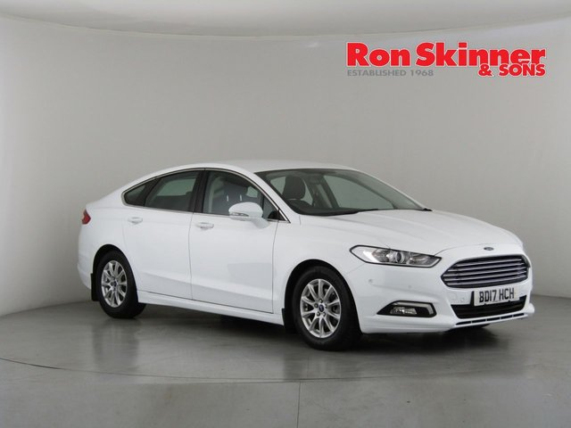 View our 2017 17 FORD MONDEO 1.5 ZETEC ECONETIC TDCI 5d 114 BHP