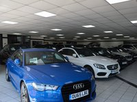 USED 2018 18 AUDI S4 3.0 TFSI S4 QUATTRO TIPTRONIC 354 BHP VIRTUAL COCKPIT MASSAGE SEATS