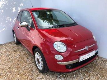 2010 FIAT 500 1.4 SPORT 3d  99 BHP £1997.00