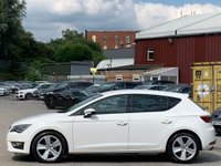 USED 2013 63 SEAT LEON 1.4 TSI FR (Tech Pack) (s/s) 5dr TouchScreen/Cruise/DAB/Sensors