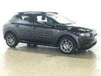 USED 2016 16 CITROEN C4 CACTUS 1.2 PURETECH FEEL S/S 5d 109 BHP 1 OWNER | BLUETOOTH | DAB |
