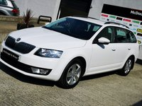 USED 2015 65 SKODA OCTAVIA 1.6 SE TDI 5d 109 BHP ZERO ROAD TAX ON THIS ESTATE