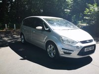 USED 2012 62 FORD S-MAX 2.0 TITANIUM TDCI 5d 161 BHP CALL OUR SUPER FRIENDLY TEAM FOR MORE INFO 02382 025 888