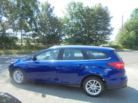USED 2015 15 FORD FOCUS 1.6 ZETEC 5d AUTO 124 BHP