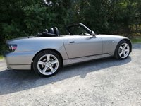 USED 2009 58 HONDA S 2000 2.0 16V 2d 236 BHP VERY COLLECTABLE