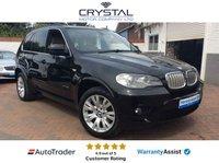 USED 2012 62 BMW X5 3.0 XDRIVE40D M SPORT 5d AUTO 302 BHP