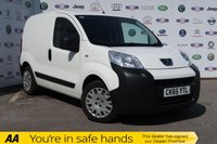 USED 2015 65 PEUGEOT BIPPER 1.2 HDI PROFESSIONAL 1d 75 BHP 1 OWNER,FSH,AIR CON,BLUETOOTH