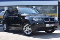 USED 2009 59 BMW X3 2.0 XDRIVE20D SE 5d AUTO 175 BHP NO DEPOSIT FINANCE AVAILABLE