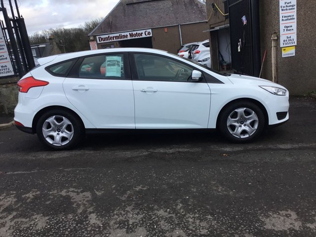 USED 2015 15 FORD FOCUS 1.6 STYLE TDCI 5d 94 BHP ++LOW RUNNING COSTS++