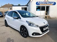 USED 2016 66 PEUGEOT 208 1.2 PURETECH ALLURE PREMIUM 5d 82 BHP One Owner, 27105 Miles, Sat Nav, Dab, Great Spec!
