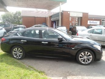 View our INFINITI M