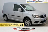 2018 VOLKSWAGEN CADDY