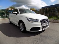 USED 2012 12 AUDI A1 1.2 TFSI SE 3d 84 BHP ***Nationwide Delivery Available***
