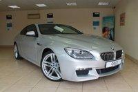 2013 BMW 6 SERIES 3.0 640D M SPORT 2d AUTO 309 BHP £19450.00