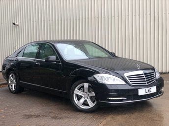2012 MERCEDES-BENZ S CLASS 3.0 S350 BLUETEC LIMO 4DR 258 BHP 2 OWNERS FSH BY SAME DEALER BIG SPEC £14991.00