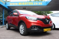 USED 2016 16 RENAULT KADJAR 1.2 DYNAMIQUE NAV TCE 5dr 130 BHP NEED FINANCE??? APPLY WITH US!!!