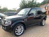 USED 2015 15 LAND ROVER DISCOVERY 3.0 SDV6 COMMERCIAL XS 1d AUTO 255 BHP
