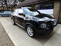 2015 NISSAN JUKE 1.5 N-CONNECTA DCI 5d 110 BHP £SOLD