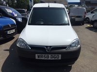 USED 2008 58 VAUXHALL COMBO 1.3 2000 CDTI 73 BHP*DIRECT FROM BT*SIDE DOOR*