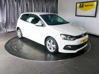 USED 2013 62 VOLKSWAGEN POLO 1.2 R LINE TSI 3d 104 BHP £0 DEPOSIT FINANCE AVAILABLE, AIR CONDITIONING, BLUETOOTH CONNECTIVITY, CLIMATE CONTROL, ELECTRIC HEATED DOOR MIRRORS, TRIP COMPUTER